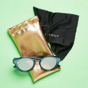 Seafolly Bronte Sunglasses in Blue Stone NEW